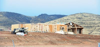 Raising the roof: Housing construction is booming in Prescott, Prescott Valley